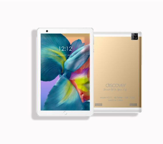 Discover T1 32GB ROM – 3GB RAM 8″ Tablet